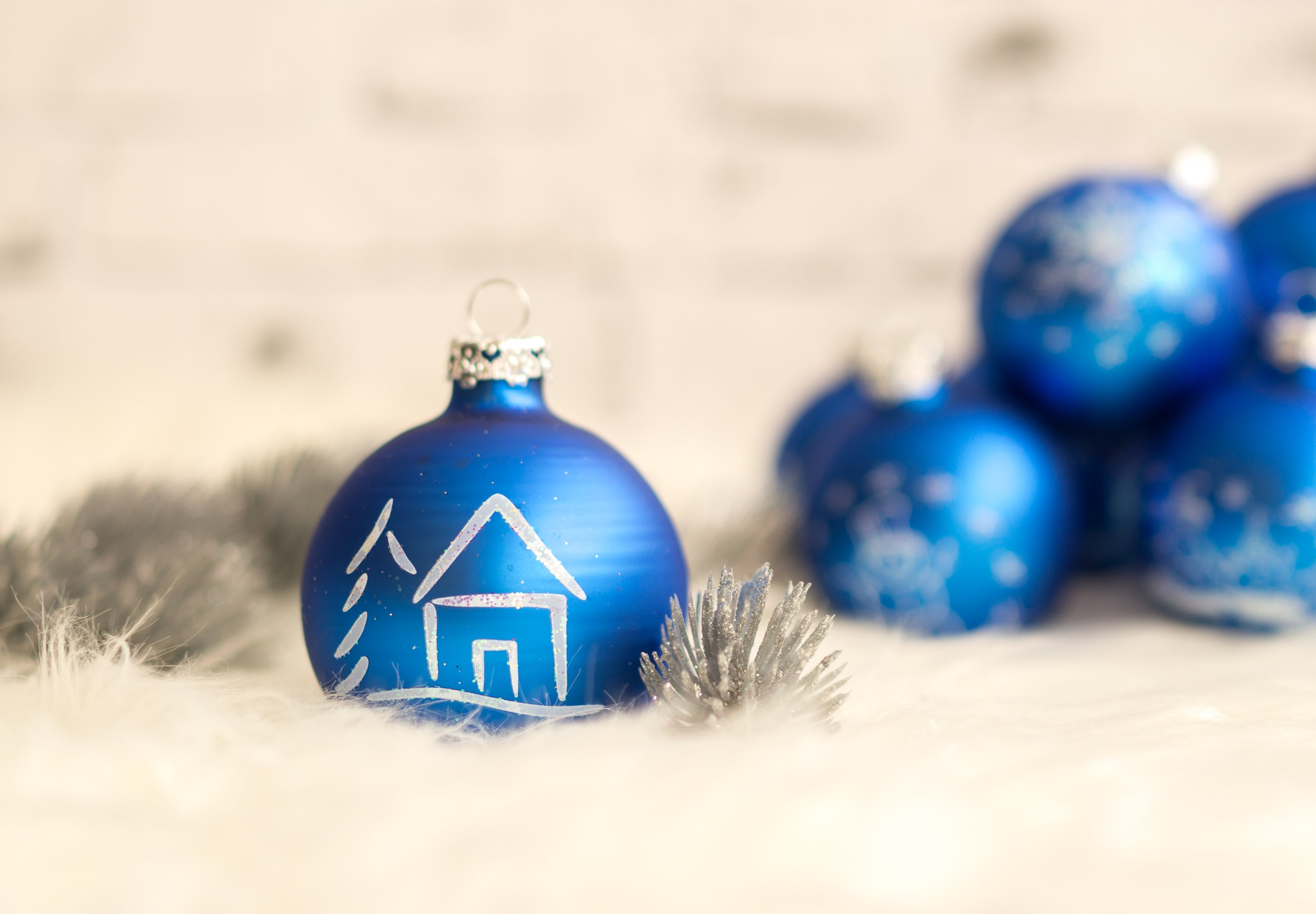 Christbaumkugeln Blau.Weihnachtskugel Bilder Christbaumschmuck Fotos Kostenlos